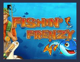 Fishin Frenzy – Platin Casino Game