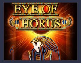Eye of Horus – Platin Casino Game