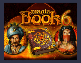 Magic Book – Platin Casino Game
